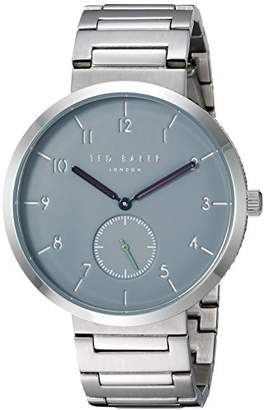Ted Baker Men's 'Josh' Quartz Stainless Steel Casual Watch