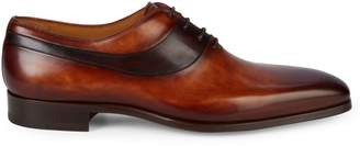Magnanni Miles Leather Oxfords