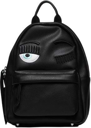 Chiara Ferragni Blinking Eye Backpack