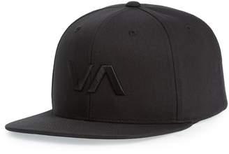 RVCA VA Snapback II Snapback Hat c65834657abf