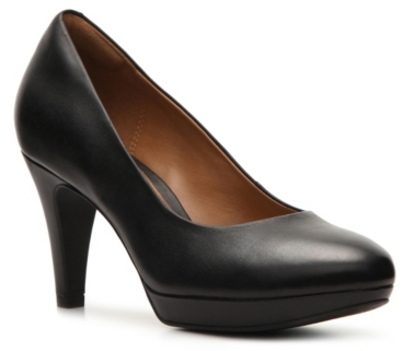 Clarks Clarks Brierdolly Platform Pump