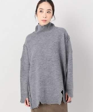 JOINT WORKS EZUMI turtleneck crash knit