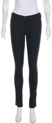 AllSaints Mid-Rise Skinny Pants