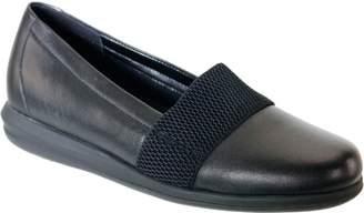 David Tate Causal Leather Slip-ons - Hugo