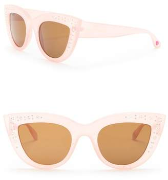 91e19df221ec3 Betsey Johnson Cat Eye Sunglasses