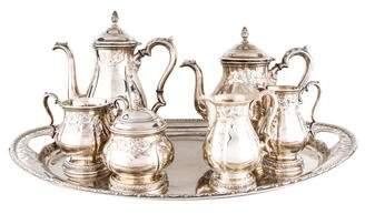 International Coffee & Tea Set