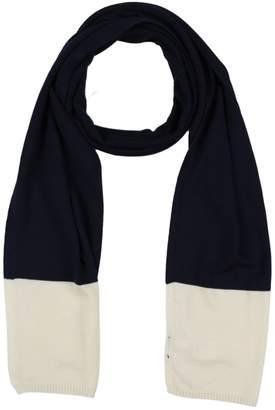 Jil Sander Navy Oblong scarves