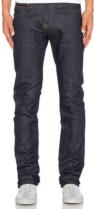 Naked & Famous Denim Skinny Guy Indigo Power Stretch.