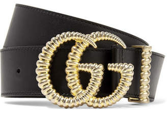 Gucci Leather Belt - Black
