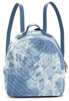 Steve Madden Josie Chevron Quilted Backpack