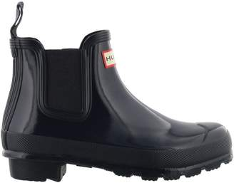 Hunter Chelsea Gloss Boots