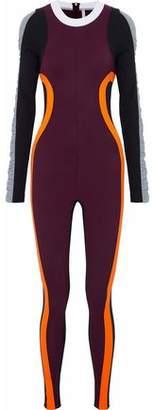 NO KA 'OI Kimo Color-Block Scuba Bodysuit