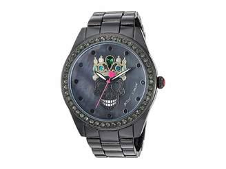 Betsey Johnson 37BJ00131-118 - Kitty Princess Watch Watches