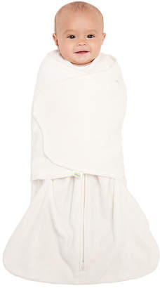 Halo SleepSack Swaddle Microfleece - Cream