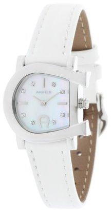 Aigner レディース時計ホワイトa31234