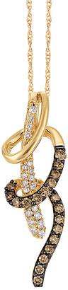 LeVian Le Vian 14K 0.33 Ct. Tw. Diamond Necklace