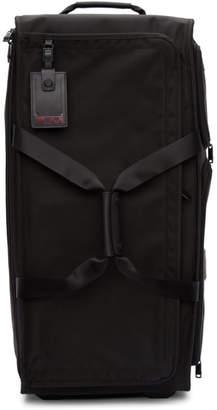 Tumi Black Alpha 3 Large Split 2 Wheeled Duffle Suitcase