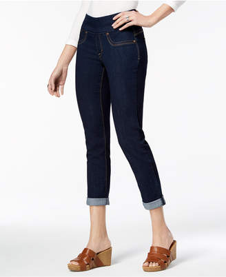 Style&Co. Style & Co Cuffed Denim Jeggings, Created for Macy's