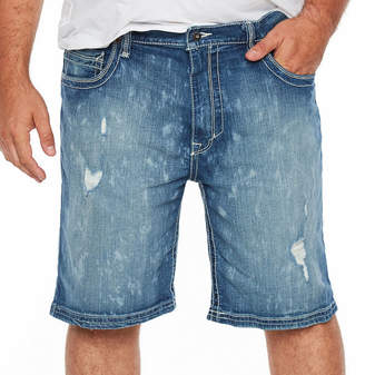 Co THE FOUNDRY SUPPLY The Foundry Big & Tall Supply Denim Shorts Big and Tall
