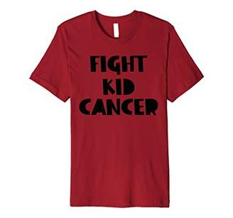 Support Shirts Fight Kid Cancer Tees Men Women Kids Gifts