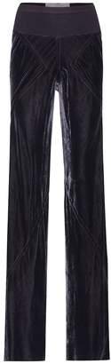 Rick Owens Velvet trousers