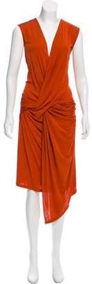 Costello Tagliapietra Sleeveless Midi Dress