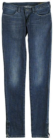 Ksubi Super Skinny Jean with Zips