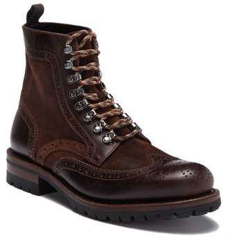 Frye George Adirondack Lace-Up Boot (Men)