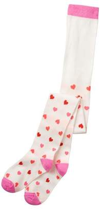 Gymboree Heart Tights
