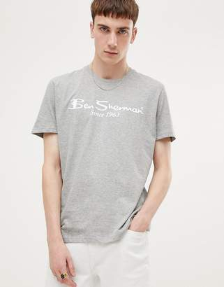 Ben Sherman Large Logo T-Shirt