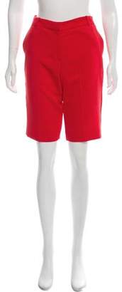 ATEA OCEANIE Knee-Length Bermuda Shorts