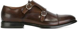 W.Gibbs classic monk shoes