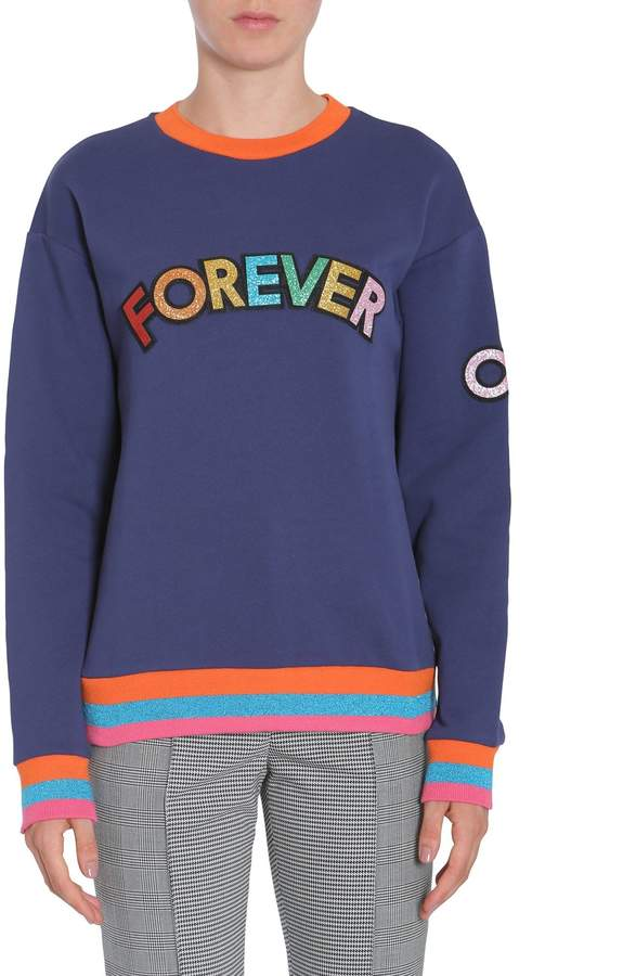 "Mira Mikati Forever Or Never"" Sweatshirt"