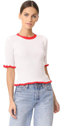 Edition10 Ribbed Sweater $170 thestylecure.com