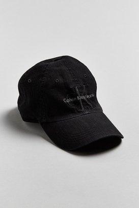Calvin Klein Baseball Hat $39 thestylecure.com