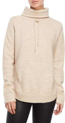 Magaschoni Cowl Turtleneck Sweater