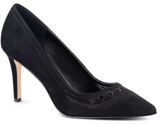 Women's Nine West 'Raheza' Cutout Pump $89.95 thestylecure.com