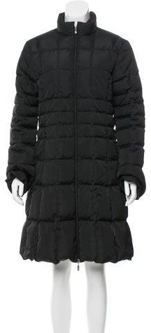 Moncler Moncler Quilted Down Coat