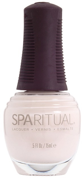 SpaRitual Airy Soprano Colors of Nail Lacquer (Breathless) - Beauty