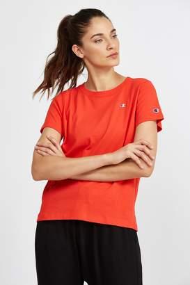 Champion Reverse Weave Logo T Shirt