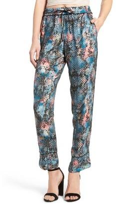 Women's Zadig & Voltaire Parone Camou Pants $198 thestylecure.com
