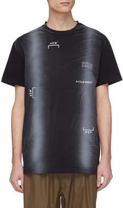 A-Cold-Wall* Logo print T-shirt