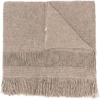 Stella McCartney fringed scarf