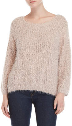 POL Popcorn Eyelash Sweater