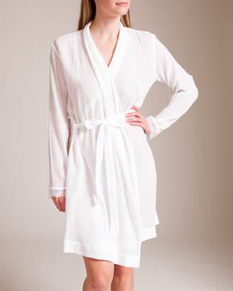 Bracli Skin Woven Cotton Gauze Robe