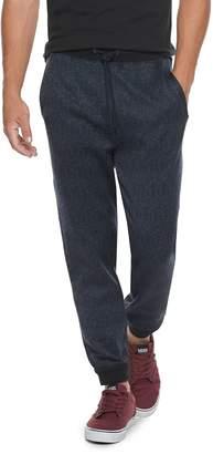 Men's Hollywood Jeans Herringbone Jogger Pants