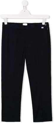Il Gufo slim-fit tailored trousers