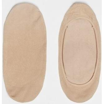 Dorothy Perkins Womens Nude Footsie Socks