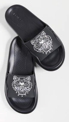 Kenzo Tiger Pool Slides