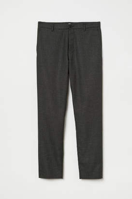 H&M Slim Fit Chinos - Gray